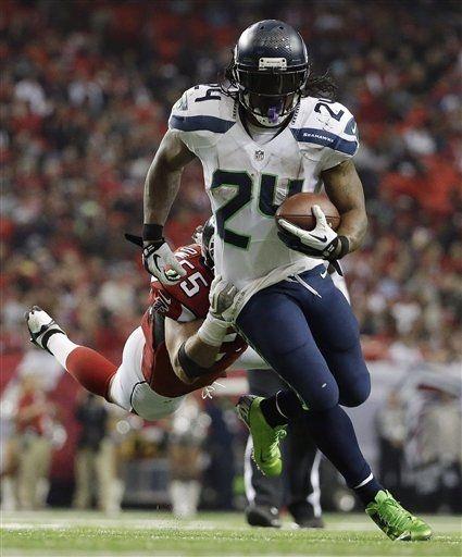 Seattle Seahawks Team Photos - ESPN. Marshawn Lynch