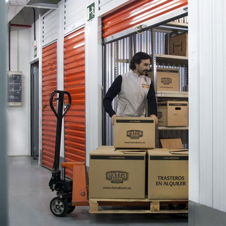Alquiler de trasteros de 1 a 30 m2