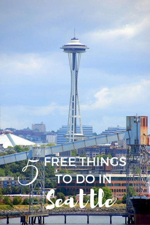 5 Fun and Free Things to do in Seattle, Washington with Kids | USA with kids