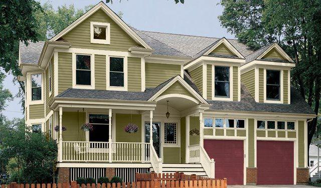 17 Best Ideas About House Paint Color Combination On