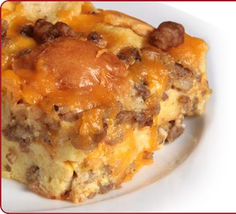 Best 25+ Breakfast casserole with bread ideas on Pinterest | Egg ...