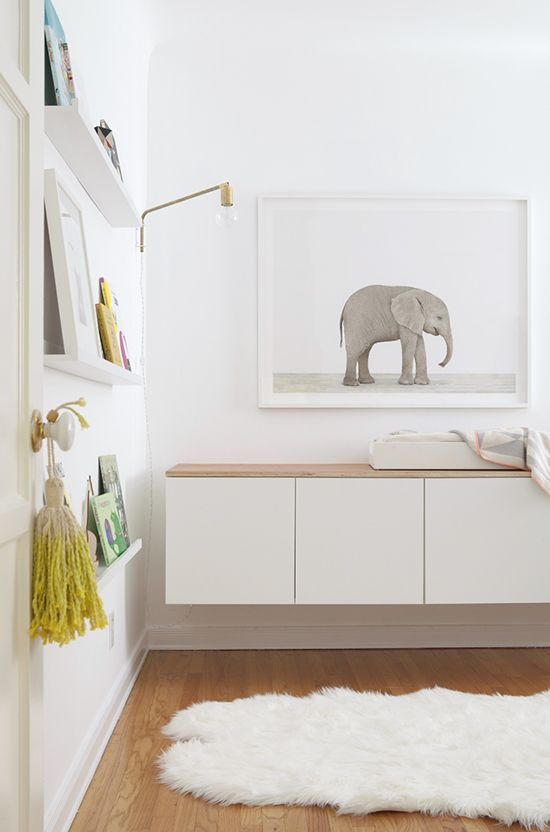 Max and Margaux Wanger's nursery