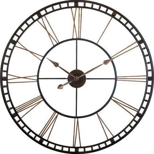 huge wall clock google search