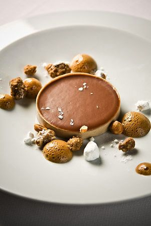 Concierge Recommends | Hazelnut Tart at WD-50 | 50 Clinton St.