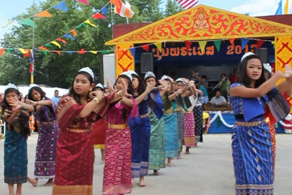 In Your Journey In Laos In January If Your Schedule Is On Bun Pha Vet Festival Which Is The Festival To Fall In January However The Signi Laos Festival Asia