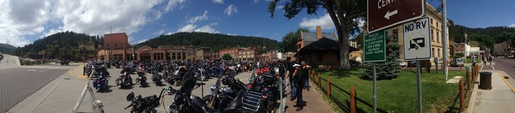 Sturgis Motorcycle Rally 2013 South Dakota