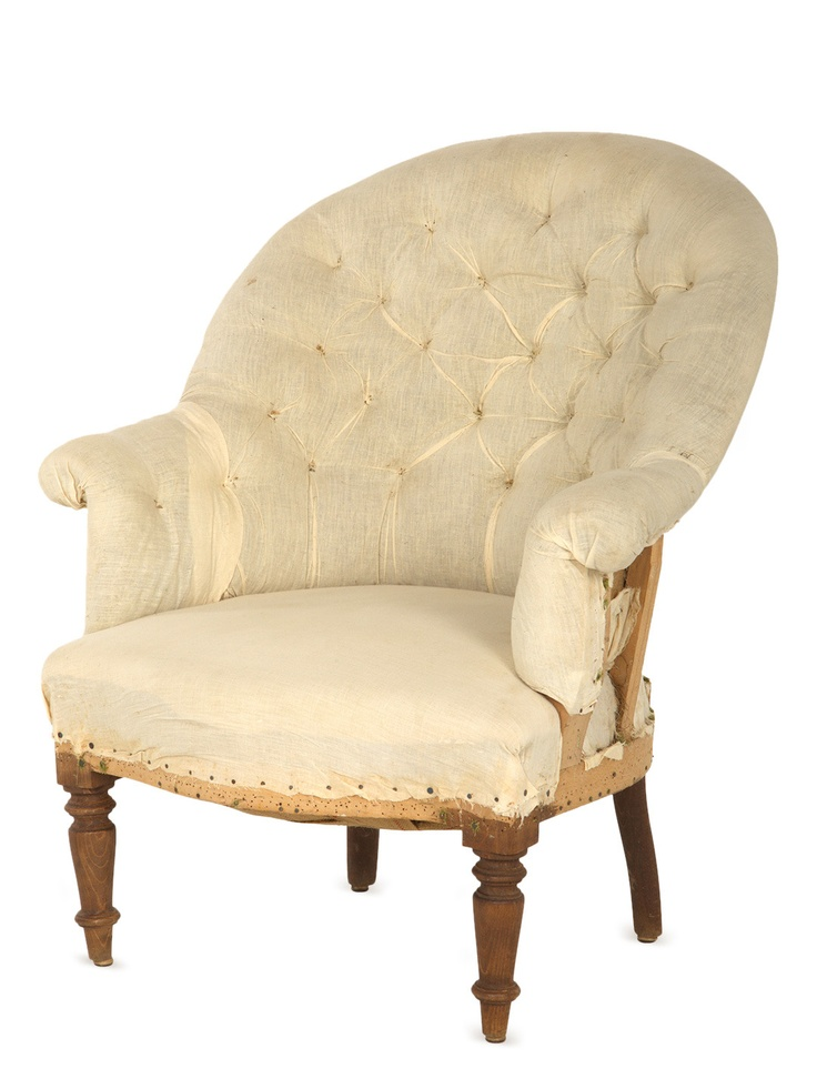Jayson Home  Antique Unupholstered Chair