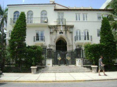 96 best images about fabulous florida on pinterest miami for Versace mansion miami tour