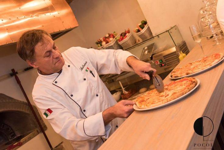 Buon appettito! Poftă bună!  Trattoria Pocol. Brasov. Best. Pizza. Best. Chef. Magic happens.
