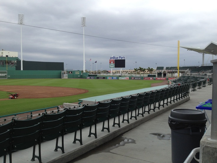Another view of JetBlue Park!