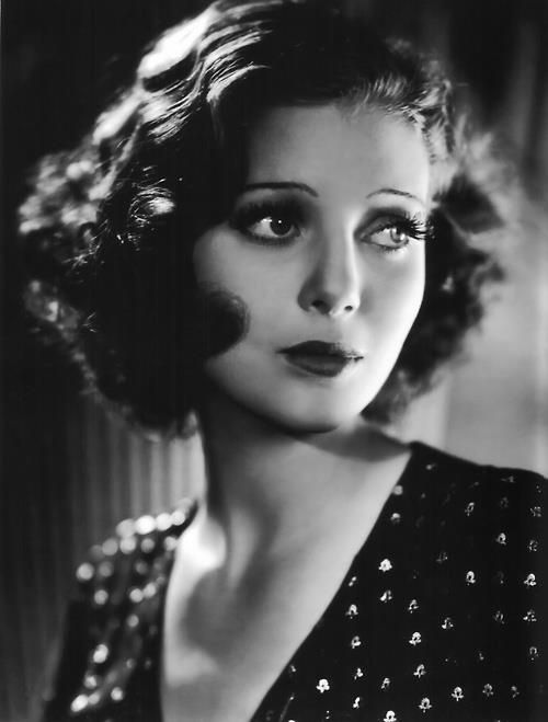 Old Hollywood star , Loretta Young - when I was a little girl playing with dolls, I named one Loretta.  I thought she was most kind and beautiful at least on TV she was. ;)