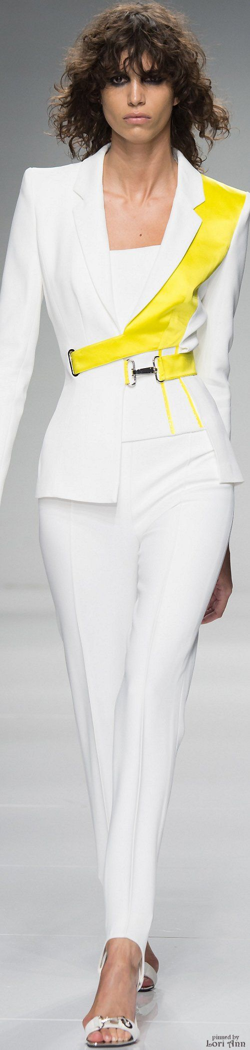 Atelier Versace Couture Spring 2016 Clothing, Shoes & Jewelry - Women - women's belts - http://amzn.to/2kG8U55