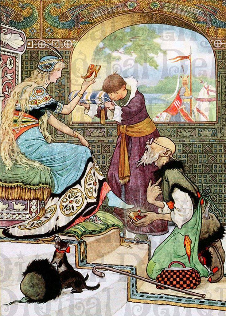 Russian Fairy Tale 114