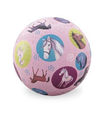CROCODILE CREEK Spielball Softball Naturkautschuk 13 cm