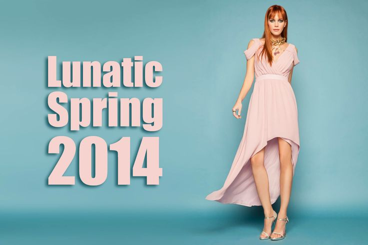 Lunatic spring 2014 Fahion woman made in italy fashion trend 2014 ss14 spring2014