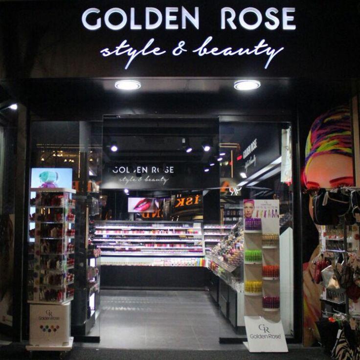 Golden Rose en yeni mağazası ile Karanfil Sokak, Kızılay, Ankara'da. Tüm Golden Rose tutkunlarını bekliyoruz.