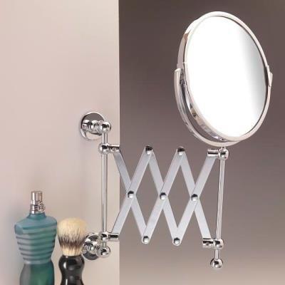 Plumbtile Barber Wilson Extending Shaving Mirror