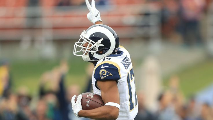 Robert Woods injury update: Rams WR back for Seahawks after missing 3 games