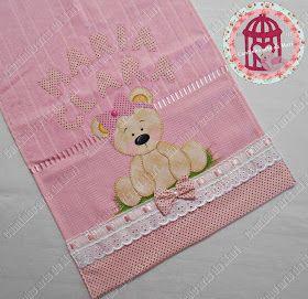 Olá meninas!   Produtos utilizados   Toalhinha Dohler   Termocolante AvBond da Arte Têxtil   Tecidos do site Tecidos na Internet   Passa ...