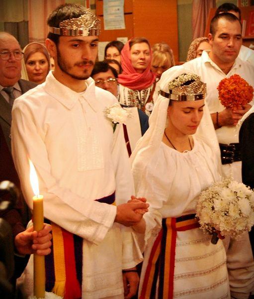 Traditional Romanian orthodox wedding, Nunta traditionala romaneasca | Mihaela si George Danut