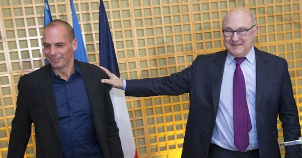Le ministre des finances assure au « Monde» que la négociation entre la Grèce et la zone euro «aboutira, si chacun y met la part de respect nécessaire.»