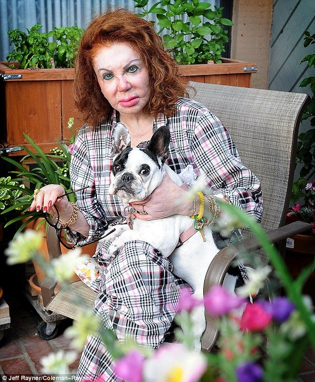JACKIE STALLONE - great!!!