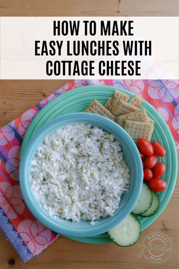 Healthy Cottage Cheese Lunch Idea Dill Cottage Cheese Dip Triscuits Cherry Cottage Cheese Dip Recipes Cottage Cheese Recipes Healthy Cottage Cheese Recipes