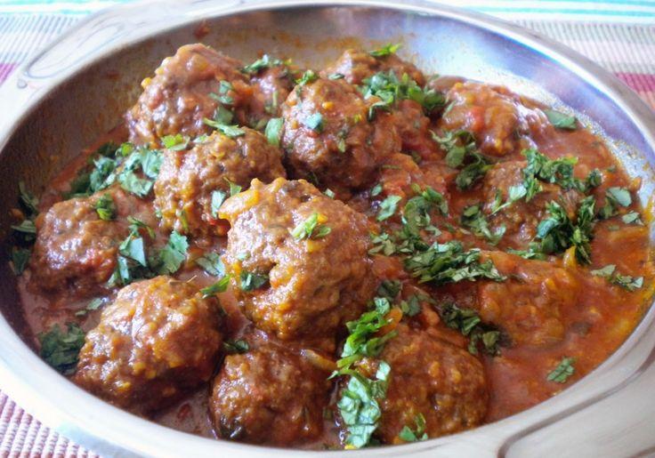 Boulettes d 39 agneau la pakistanaise plats pinterest - Cuisiner viande hachee ...