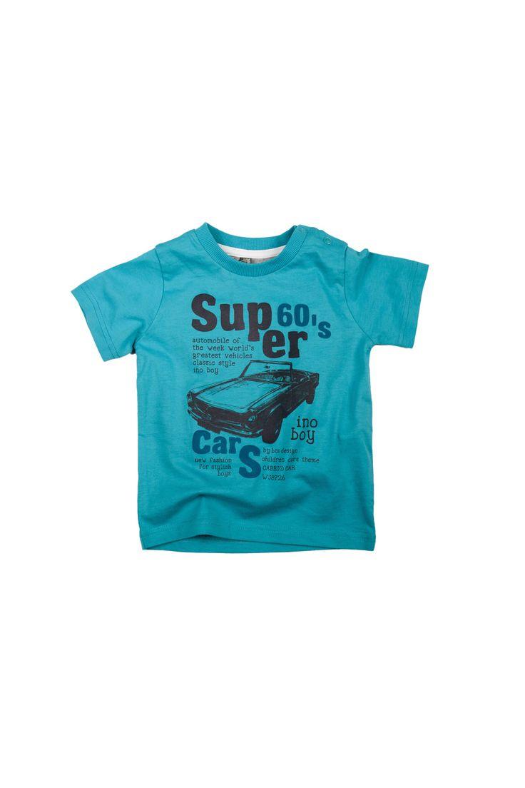 Cool T-shirt model 19630 Besta Plus Check more at http://www.brandsforless.gr/shop/kids/t-shirt-model-19630-besta-plus/