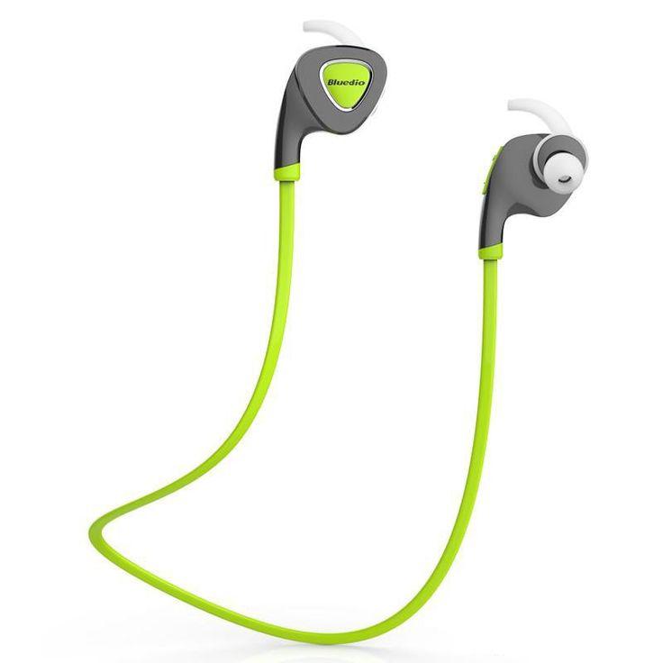 Bluedio Q5 4.1 Wireless Bluetooth Sport Earbuds