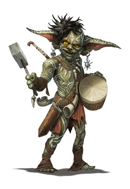 Les goblins ne sont pas tous affreux 272d21d09788c9258c342f6b7860cc49--fantasy-art-goblin-fantasy