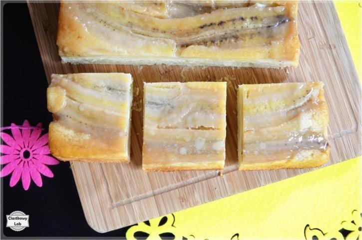 Piekliście kiedyś odwrócone ciasto z owocami? Ja właśnie niedawno zdecydowałam się na upieczenie odwróconego ciasta z bananami i był to strzał w dziesiątkę!