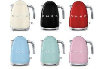 New Smeg kettle. Yes please.