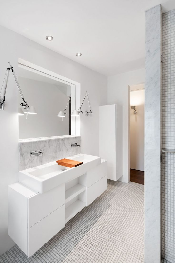 Ceramic bathroom tile acquerelli shower fixtures for sale too - Residence Lejeune By Architecture Open Form 12