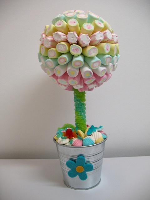 #candy #caramelle #tree #alberello  http://www.lemilleeunamella.it/