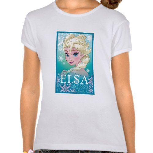 Elsa - Winter Magic T-shirts