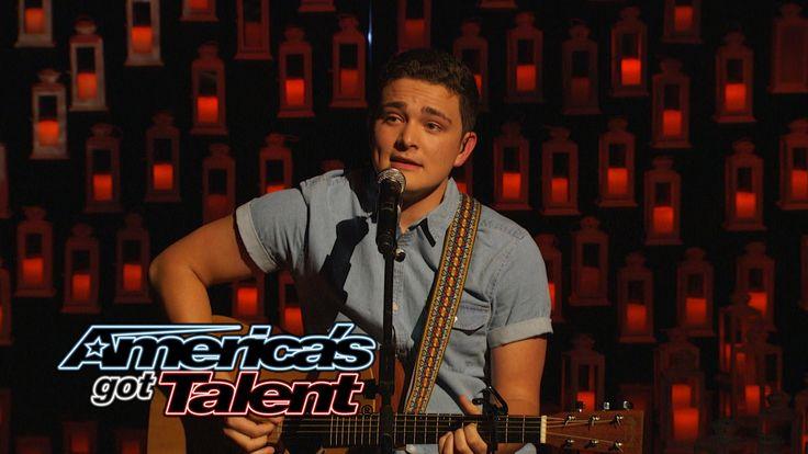 Awesome Americas Got Talent 2014 Spoilers Week 6  Jaycob Curlee