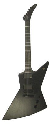 Gibson Explorer Gothic edition. This is my electric holy grail. Has been since I was 16. Too bad Gibson stopped making it...