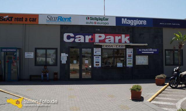 Mietwagen auf Sizilien - Station am Flughafen Catania http://www.sizilien-etna.de/2014/02/reisetipps-mietwagen.html