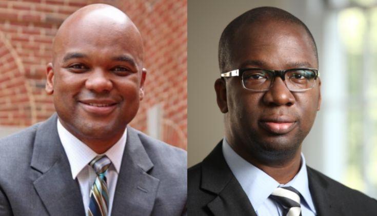 Two black scholars say uva denied them tenure after
