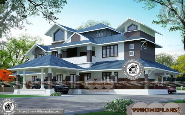 Modern Concrete House Plans 90 Simple 2 Storey House Design Plans 2 Storey House Design Stilt House Plans House Plans