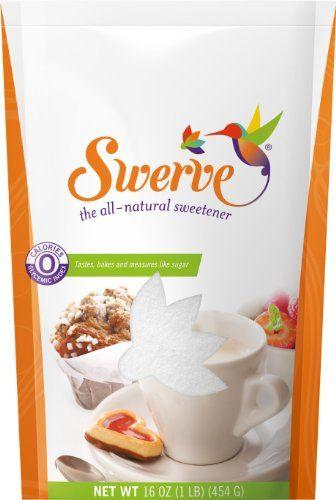 Swerve Sweetener, 16oz [1lb]  http://www.mysharedpage.com/swerve-sweetener-16oz-1lb