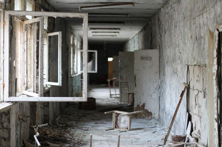 Prypiat & Chernobyl: Ghost Town