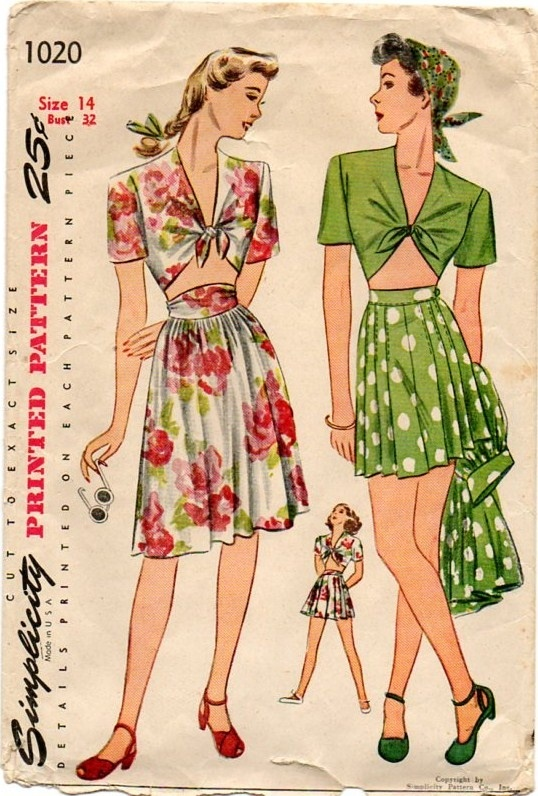 Rita Dexter Summer Fashion