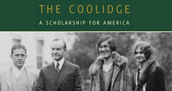 Coolidge Presidential Scholarship Program - Developing Career  ||  Award Amount: Covers a student's tuition, room, board, and expenses Deadline: Wednesday, January 24, 2018, 5:00 PM EST #ccpathways #scholarships #CCPMoneyMondays  https://www.developingcareer.com/coolidge-presidential-scholarship-program/#.Wi-q6uhEqBU.twitter?utm_campaign=crowdfire&utm_content=crowdfire&utm_medium=social&utm_source=pinterest