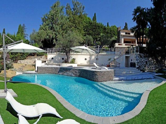 Les 25 meilleures idees de la categorie piscine semi for Exceptional piscine forme libre avec plage 2 piscine piscines formes libres