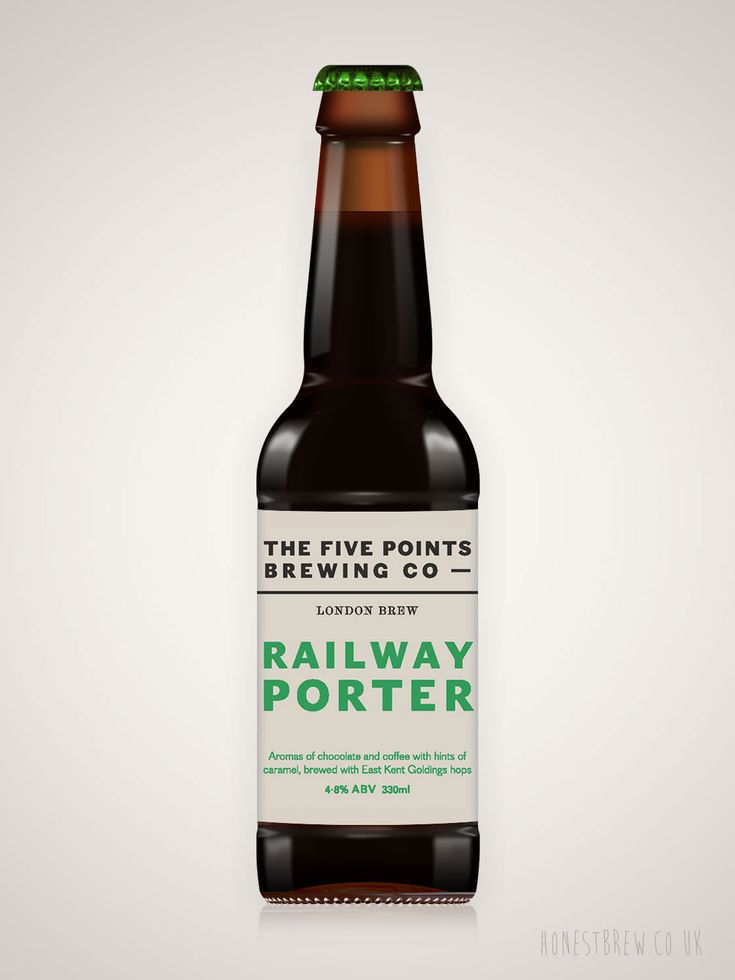 A London style Porter Brewed by The Five Points Brewing Company. Buy craft beer online from Honest Brew.