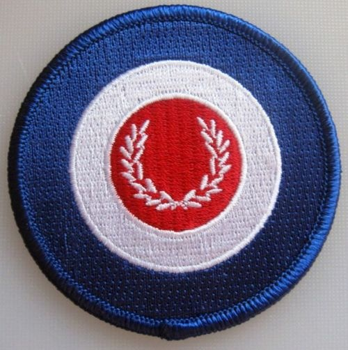 mod target fred perry