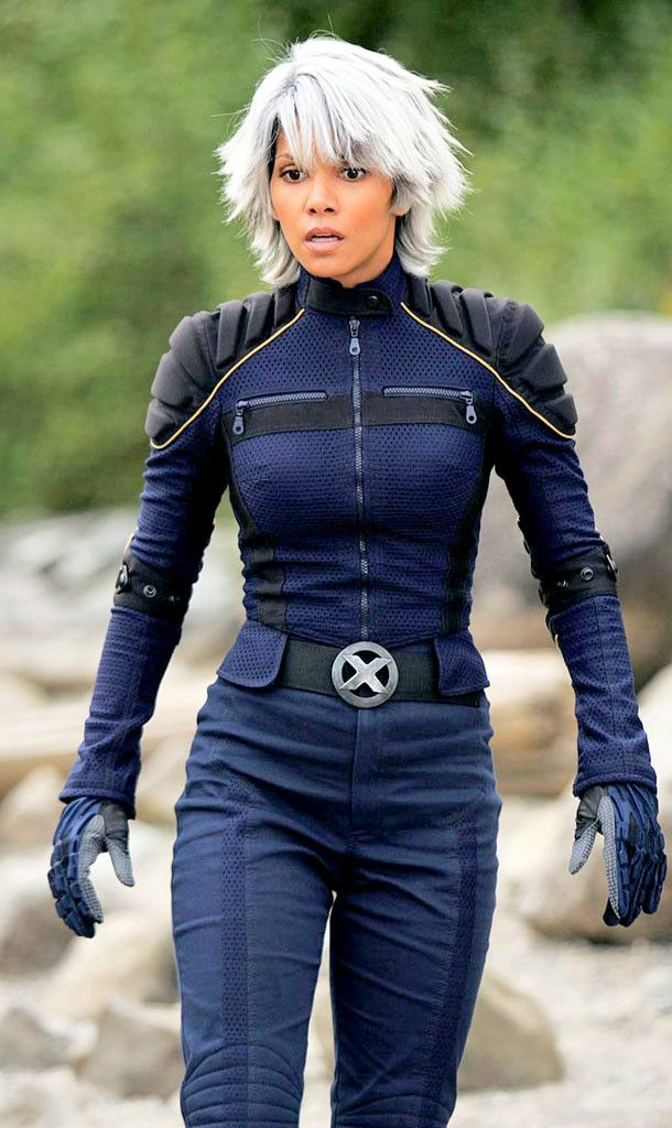Halle Berry as Storm, X Men, Hottest Superheroes