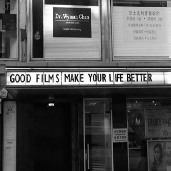 HEY! Writers tell you to read in order to improve your writing. They fail to advise you to also watch great films. PAY ATTENTION TO GOOD WRITING no matter what form it comes in!